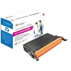 G&G Compatible con LEXMARK C540N/C544DN/X544N AMARILLO CARTUCHO DE TONER GENERICO C540H1YG ALTA CALIDAD