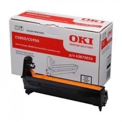 G&G COMPATIBLE CON OKI C612 CYAN CARTUCHO DE TONER GENERICO 46507507 ALTA CALIDAD