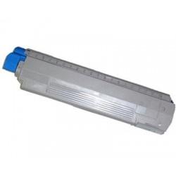 G&G COMPATIBLE CON OKI C712 NEGRO CARTUCHO DE TONER GENERICO 46507616 ALTA CALIDAD