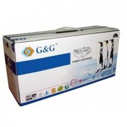 G&G COMPATIBLE CON OKI C712 CYAN CARTUCHO DE TONER GENERICO 46507615 ALTA CALIDAD