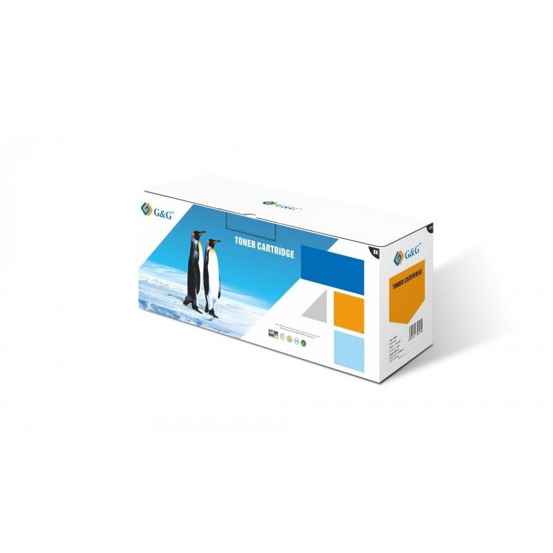 G&G COMPATIBLE CON Xerox PHASER 6110 MAGENTA CARTUCHO DE TONER GENERICO 106R01272 ALTA CALIDAD