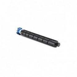 COMPATIBLE CON Brother TZe151 Cinta Laminada Generica de Etiquetas - Texto negro sobre fondo transparente - Ancho 24mm x 8 m.