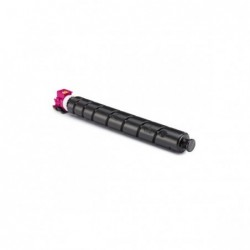 COMPATIBLE CON Brother TZe161 Cinta Laminada Generica de Etiquetas - Texto negro sobre fondo transparente - Ancho 36mm x 8 m.