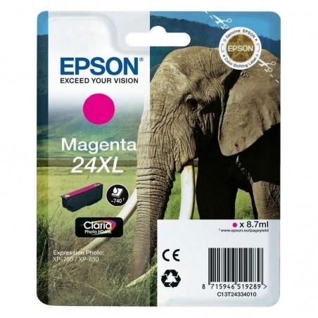 COMPATIBLE CON Brother TZe334 Cinta Laminada Generica de Etiquetas - Texto dorado sobre fondo negro - Ancho 12mm x 8 metros