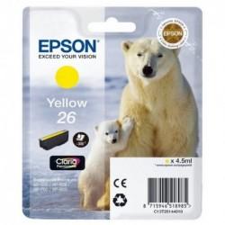 COMPATIBLE CON Brother TZe261 Cinta Laminada Generica de Etiquetas - Texto negro sobre fondo blanco - Ancho 36mm x 8 metros