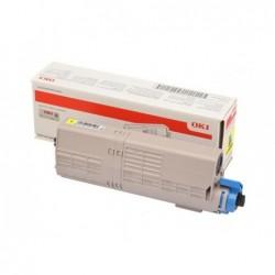 COMPATIBLE CON Brother DK22225 - Etiquetas Genericas Tamaño personalizado -Ancho 38mm x 30,48 m.- Texto negro sobre blanco