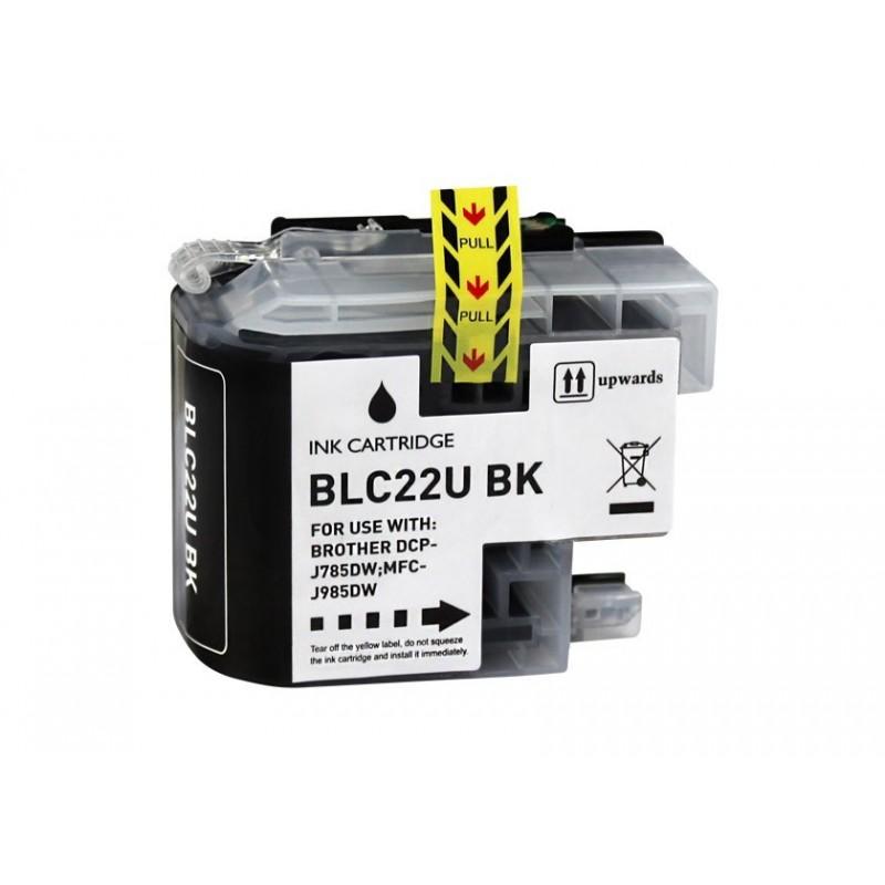 COMPATIBLE CON Brother DK11218 - Etiquetas Precortadas Circulares - 24 mm Diametro - 1000 Unid.- Texto negro sobre blanco