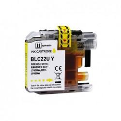 COMPATIBLE CON Brother DK22246 - Etiquetas Genericas Tamaño personalizado -Ancho 103mmx30,48 m.- Texto negro sobre blanco