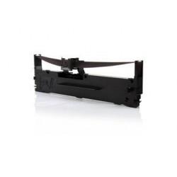 COMPATIBLE CON Brother DK22210 - Etiquetas Genericas Tamaño personalizado -Ancho 29mmx30,48 m.- Texto negro sobre blanco