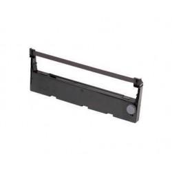 COMPATIBLE CON Brother TZeFA3 Cinta Textil Generica de Etiquetas - Texto azul sobre fondo blanco - Ancho 12mm x 3 metros